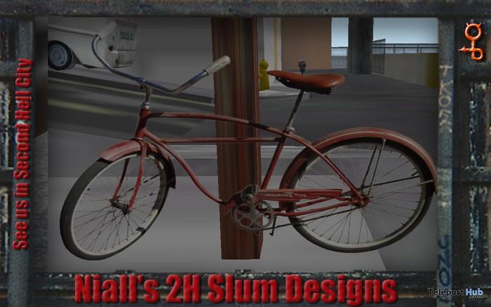 1 Prim Bicycle by 2H - Teleport Hub - teleporthub.com