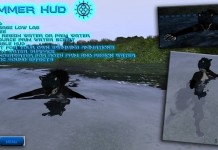 Swimmer HUD by AT - Teleport Hub - teleporthub.com