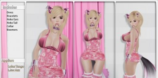 Neko Love Outfit and Appliers by Envious - Teleport Hub - teleporthub.com