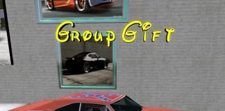 General Lee Car Group Gift by SURPLUS MOTORS - Teleport Hub - teleporthub.com
