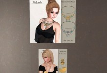 Four Jewelries Group Gifts by LB Jewels - Teleport Hub - teleporthub.com
