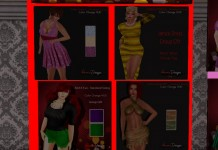 Five Outfits Group Gift by Precious Designs - Teleport Hub - teleporthub.com