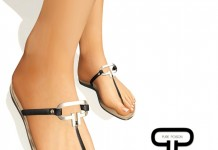 Logo Sandals Group Gift by Pure Poison - Teleport Hub - teleporthub.com