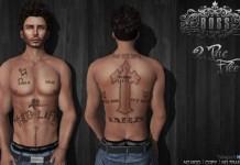 2Pac Tattoo for Men by Boss - Teleport Hub - teleporthub.com