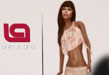 Rosy Outfit Group Gift by ANIN a GRIS - Teleport Hub - teleporthub.com
