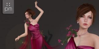 Emma Gown Group Gift by PurpleMoon - Teleport Hub - teleporthub.com
