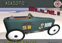 Soapbox Fun Mini Racer Group Gift by AIKIOTO - Teleport Hub - teleporthub.com