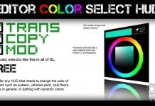 Editor Color Select HUD by Gearwolf Studios - Teleport Hub - teleporthub.com