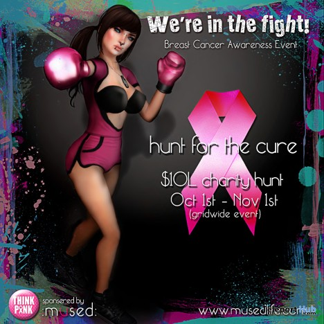 We're in the fight! Hunt For The Cure - Teleport Hub - teleporthub.com