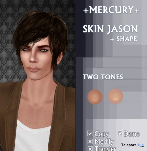 Jason Skin and Shape by MERCURY - Teleport Hub - teleporthub.com