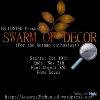 Swarm Of Decor - Teleport Hub - teleporthub.com