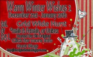 Warm Winter Wishes 2 – Dressed by Lexi - Teleport Hub - teleporthub.com