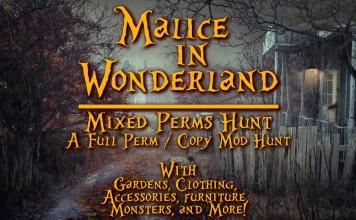 Malice in Wonderland - Teleport Hub - teleporthub.com