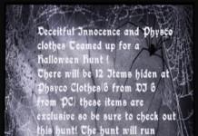 Deceitful Innocence & Physco Halloween Hunt - Teleport Hub - teleporthub.com