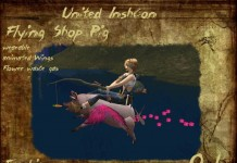 Flying Shop Pig by United InshCon - Teleport Hub - teleporthub.com