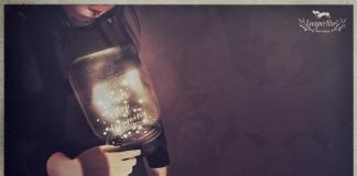 Stardust Glass Jar New Year Group Gift by vespertine - Teleport Hub - teleporthub.com