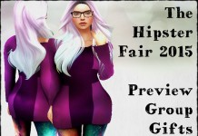 Hipster Outfit Group Gift by The Event Hunt Planner - Teleport Hub - teleporthub.com