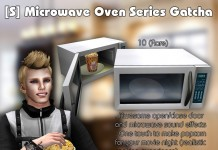 New Release: Microwave Oven Series Gatcha by [satus Inc] - Teleport Hub - teleporthub.com