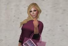 Web Bag Pink Group Gift by Powers Design - Teleport Hub - teleporthub.com