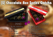 New Release: [S] Chocolate Box Series Gatcha by [satus Inc] - Teleport Hub - teleporthub.com