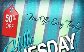 Hello Tuesday - Teleport Hub - teleporthub.com