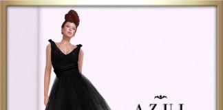 Black Dress March 2015 Group Gift by -AZUL- - Teleport Hub - teleporthub.com