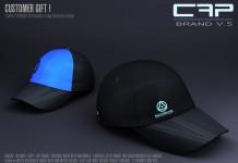 Cap Brand V5 with HUD Customer Gift by Neurolab Inc - Teleport Hub - teleporthub.com