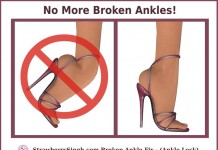 Broken Ankle Fix Ankle Lock by Strawberry Singh - Teleport Hub - teleporthub.com