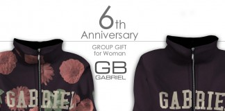 Zipped Up Hoodie for Women 6th Anniversary Group Gift by GABRIEL - Teleport Hub - teleporthub.com