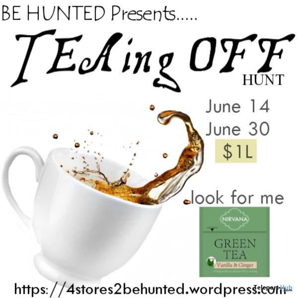 TEAing OFF Hunt - Teleport Hub - teleporthub.com