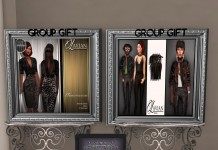 Two Outfits for Female Designer Showcase Group Gift by LaVian&CO - Teleport Hub - teleporthub.com