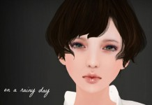 On A Rainy Day Skin Gift by violetta - Teleport Hub - teleporthub.com