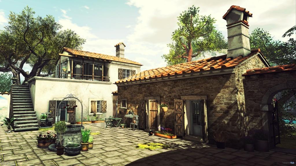 SL Travel: Santa Maria dell'isola Italy - Teleport Hub - teleporthub.com