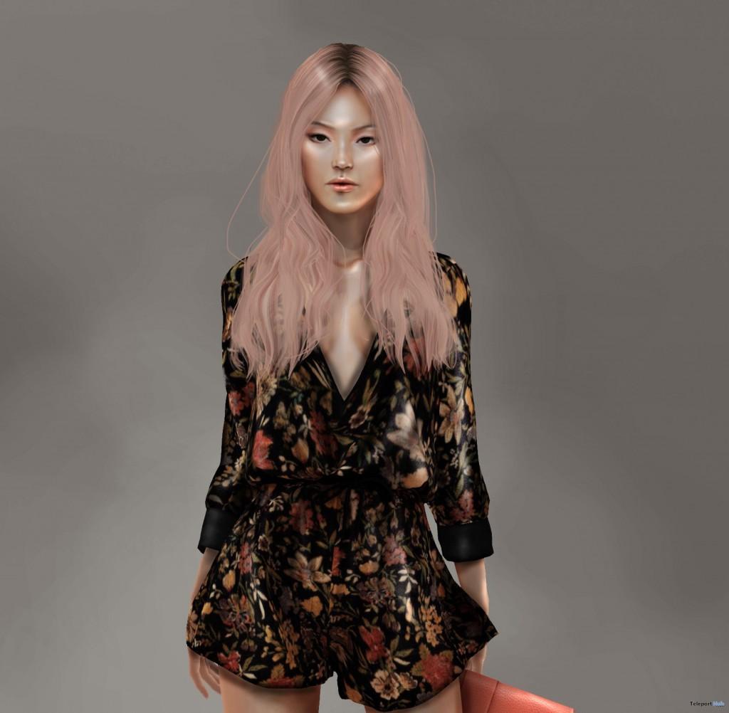 JP Aria Dress Group Gift by OVH - Teleport Hub - teleporthub.com