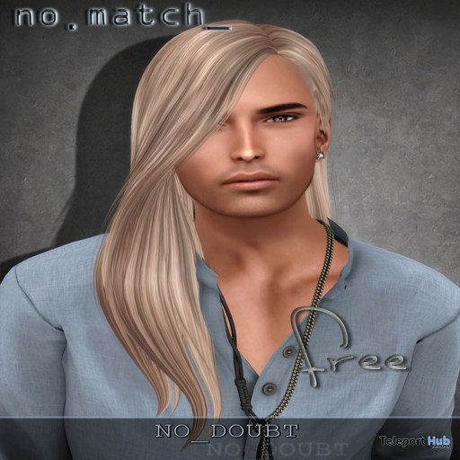 No Doubt Hair L'Homme Magazine Group Gift by no.match - Teleport Hub - teleporthub.com
