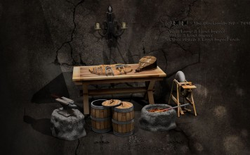 New Release: The Blacksmith Set by Noble Creations - Teleport Hub - teleporthub.com