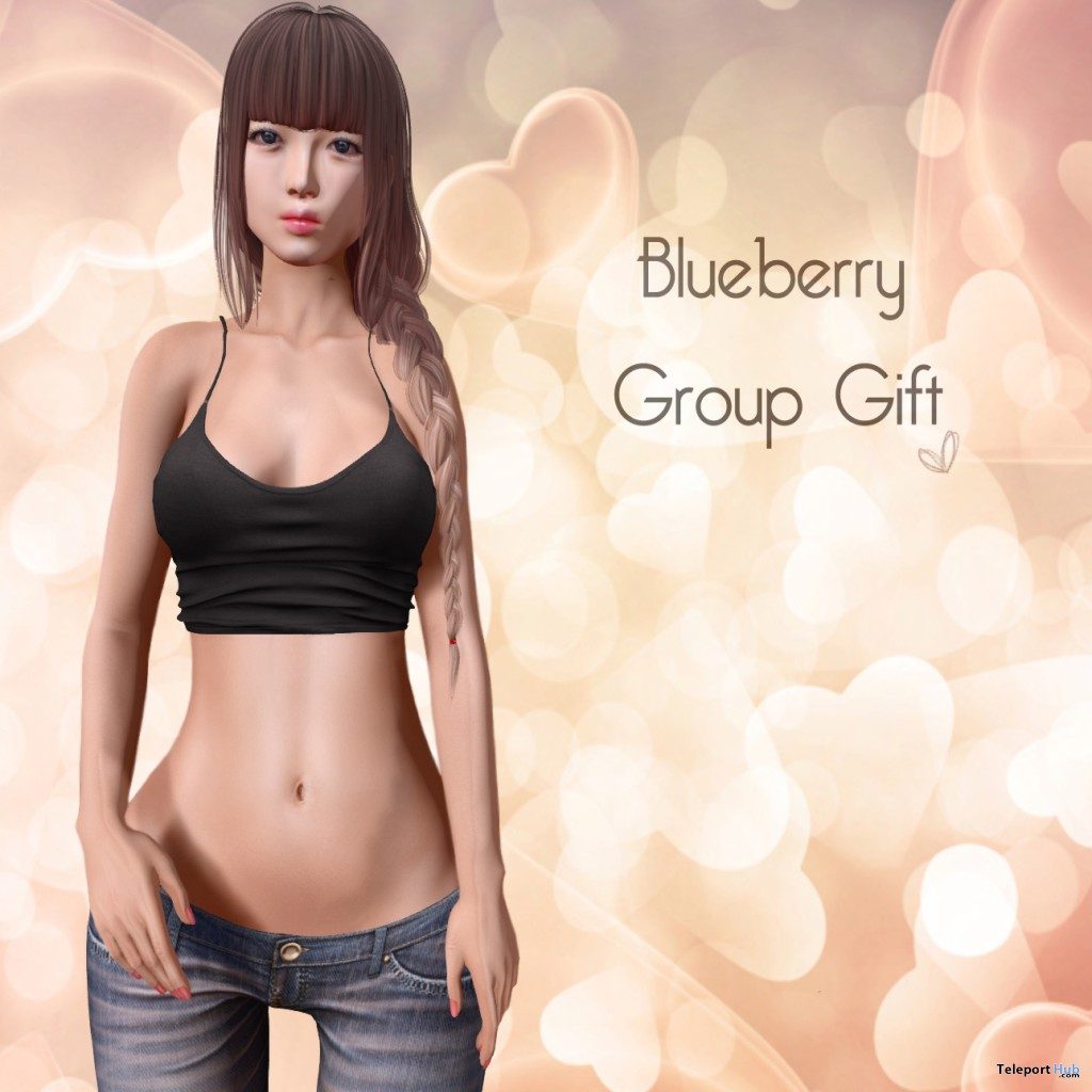 Tank Top Group Gift by Blueberry - Teleport Hub - teleporthub.com