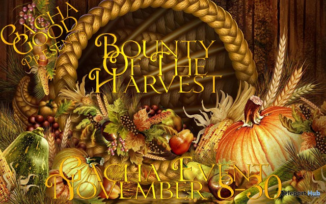 Gacha Good Events: Bounty of the Harvest - Teleport Hub - teleporthub.com