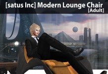 New Release: Modern Lounge Chair (Adult & PG) by [satus Inc] - Teleport Hub - teleporthub.com