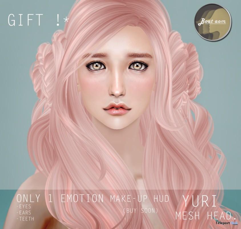 Yuri Mesh Head Gift by Boataom - Teleport Hub - teleporthub.com
