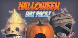 Halloween Hats Fat Pack Group Gift by NOMAD - Teleport Hub - teleporthub.com