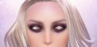 Jade Milky Catwa Annie Mesh Head Applier Group Gift by Lara Hurley Skin - Teleport Hub - teleporthub.com