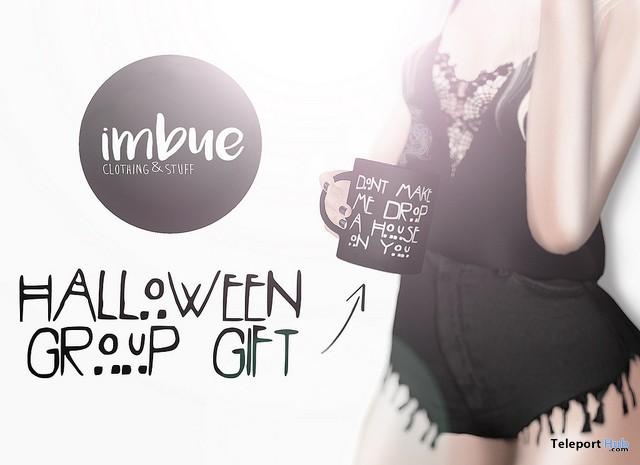 Don't Make Me Drop A House On You Mug Halloween Group Gift by imbue - Teleport Hub - teleporthub.com