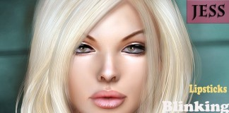 New Release: Jess Mesh Head by AIMI Skin - Teleport Hub - teleporthub.com