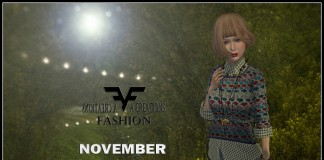 Millie Outift November 2015 Group Gift by FA CREATIONS - Teleport Hub - teleporthub.com