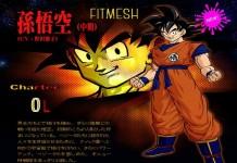 Goku FitMesh Avatar by EDStore - Teleport Hub - teleporthub.com
