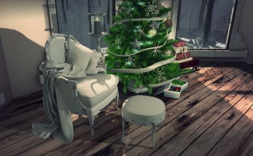 New Release: Winter Evening Set by zerkalo - Teleport Hub - teleporthub.com