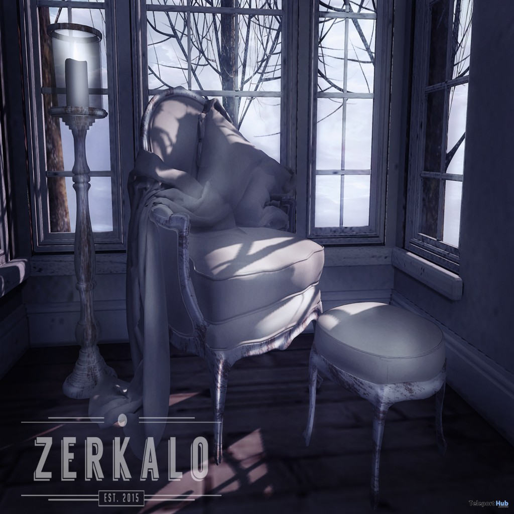 New Release: Winter Evening Set by zerkalo - Teleport Hub - teleporthub.com