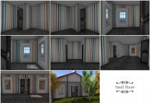 Small House 1L Limted Time Promo by Delicious Boutique - Teleport Hub - teleporthub.com
