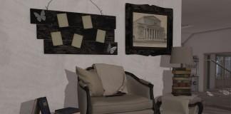 New Release: Memories Furniture Set Light & Dark Gacha by zerkalo - Teleport Hub - teleporthub.com
